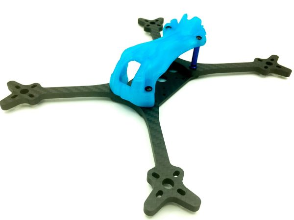 Floss 2 & 2.1 TEAM EDITION Canopy with Axii mount