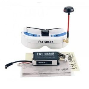 Fat Shark Dominator V3 FPV Goggles (Combo Kit) (540)