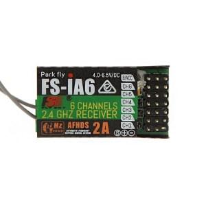 FlySky FS-iA6 Receiver 6CH 2.4G AFHDS 2A Receiver (579)