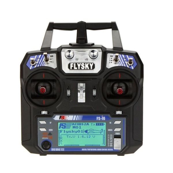 FlySky FS-i6 Control Remoto and 6CH FS-iA6B Receiver (577)