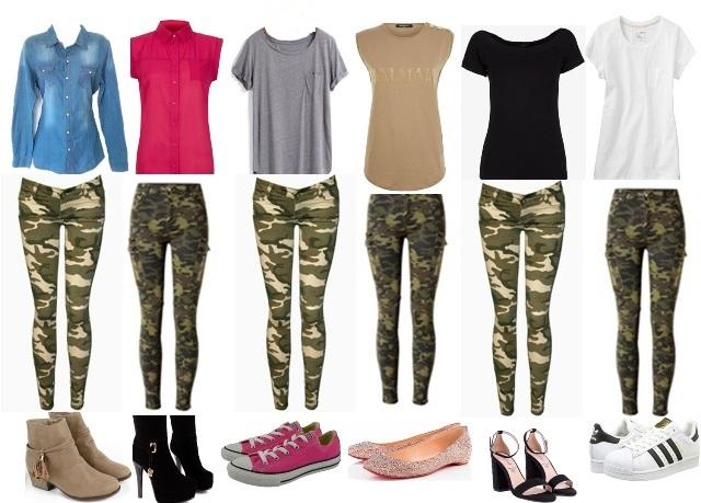 41f4affa0 Top 6  Pantalones De Camuflaje Para Mujer Con Más Estilo Y Calidad