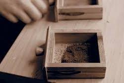 esencias agradables liberadas por algunas especies de madera
