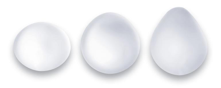 Resultado de imagen para protesis en forma de lagrima