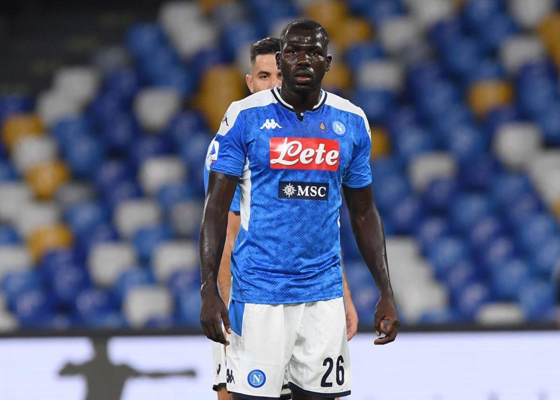 Koulibaly dispuesto a continuar en el Nápoles