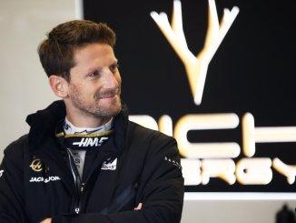 Romain Grosjean, piloto de Haas