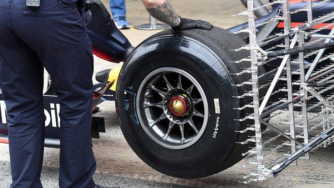 Neumático Pirelli 2019