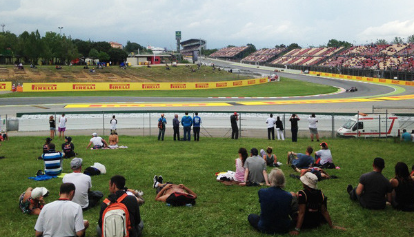 Tests pretemporada F1 2019