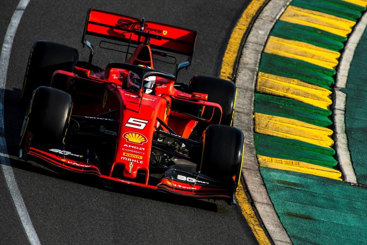 La prensa italiana estalla contra un 'débil' Vettel