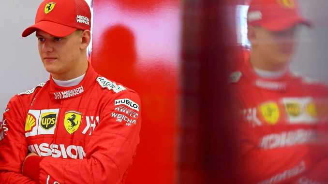 Mick Schumacher Bahrein