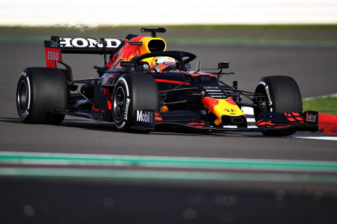 Max Verstappen Red Bull RB15