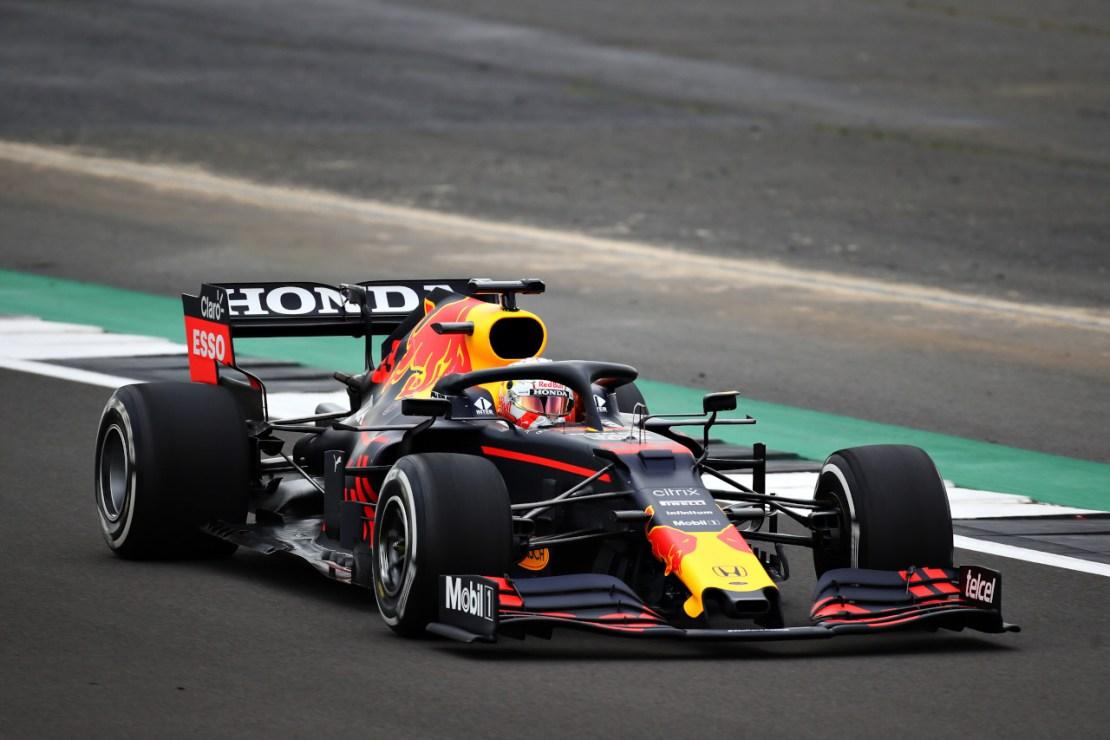Max Verstappen RB15 Silverstone