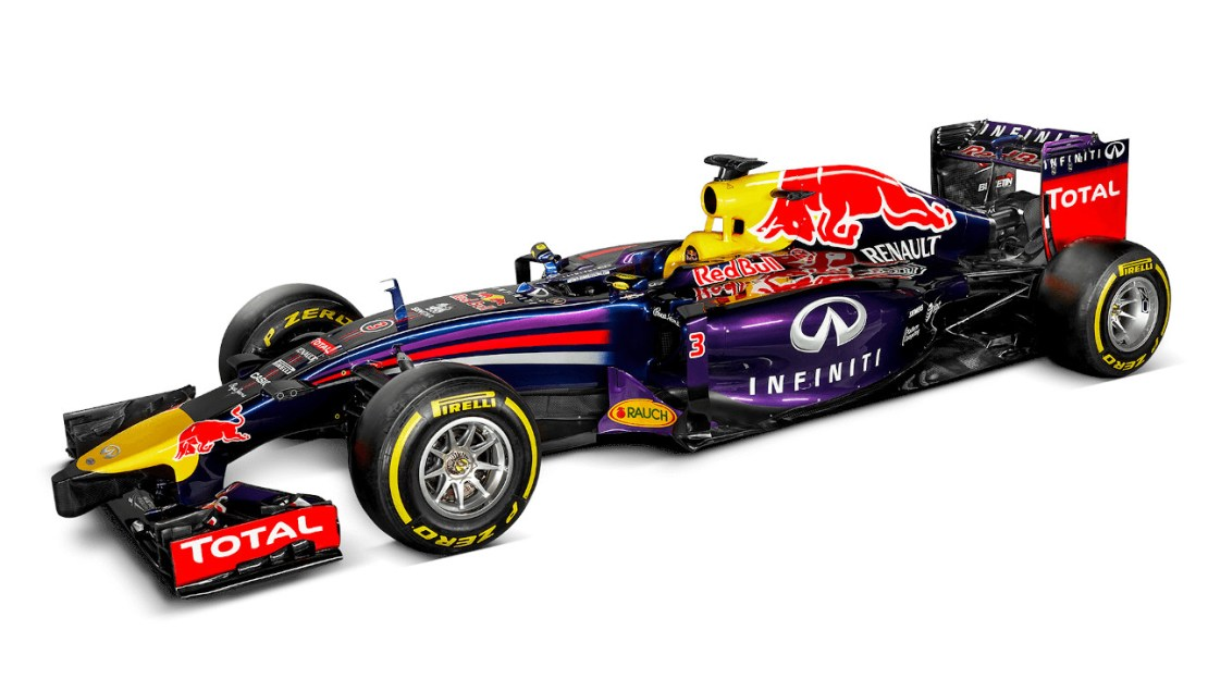 Red Bull RB10 (2014)