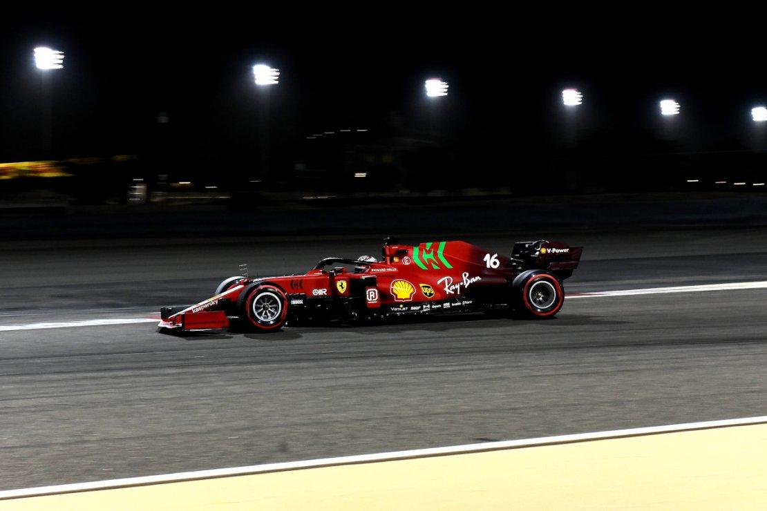 Charles Leclerc Bahrein