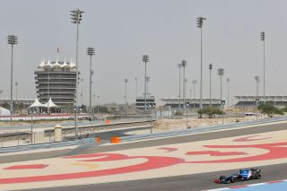 Tests F1 Bahrein Alonso