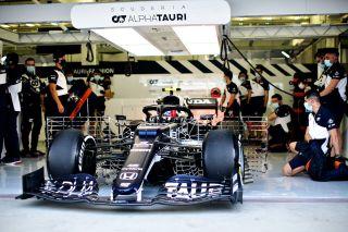 Tests F1 Bahrein AlphaTauri