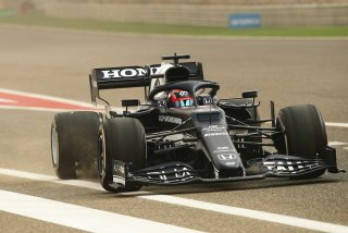 Tests F1 Bahrein Tsunoda