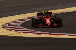 Tests F1 Bahrein Ferrari