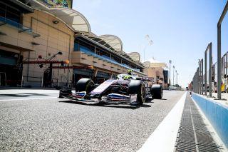 Tests F1 Bahrein Schumacher