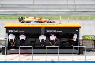 Tests F1 Bahrein McLaren