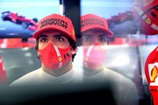 Tests F1 Bahrein Carlos Sainz
