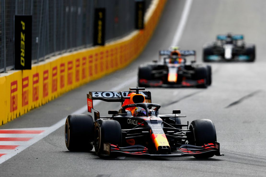 Pirelli GP Azerbaiyán 2021