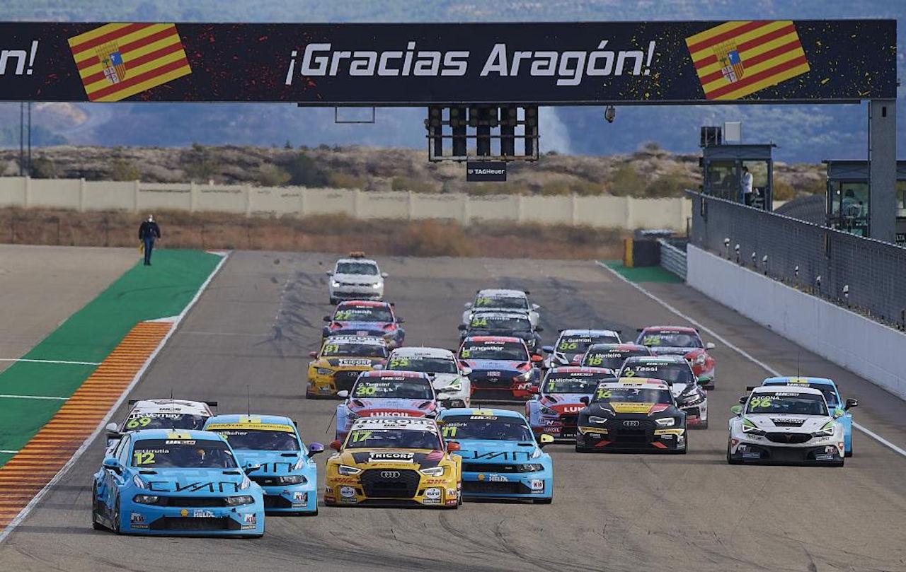 Vuelve la pasión a las gradas de Motorland Aragón - Todo Fórmula 1