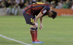 El argentino no pudo hacer nada ante el Granada