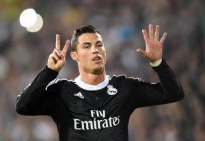 Cristiano Ronaldo terminó con el invicto de Claudio Bravo, al minuto 35`, mediante lanzamiento penal.
