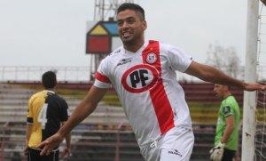 Matías Campos López lleva once goles y en mayo termina su contrato para volver a Audax Italiano.