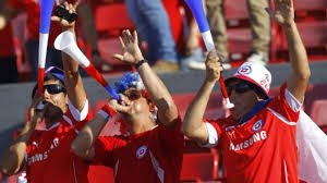 Las entradas para los tres partidos de la selección chilena en fase de grupos y para la final ya están agotadas. Foto: cooperativa.cl