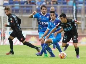 Iquique respira más tranquilo en el fútbol criollo.
