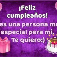 20 imágenes de cumpleaños para una persona especial