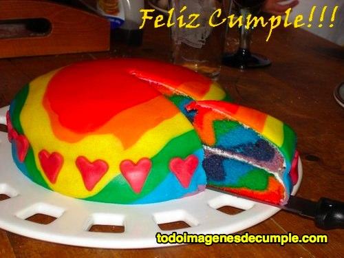 imágenes de cumpleaños con torta
