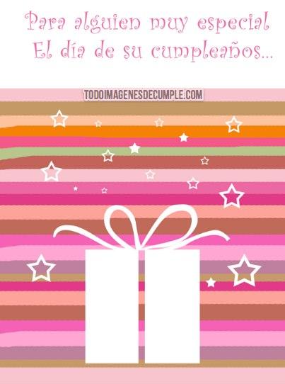 imagenes de cumpleaños con regalos