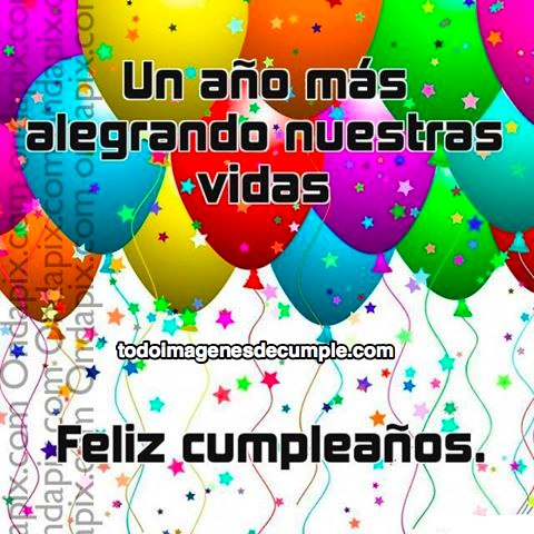 imágenes de cumpleaños para facebook