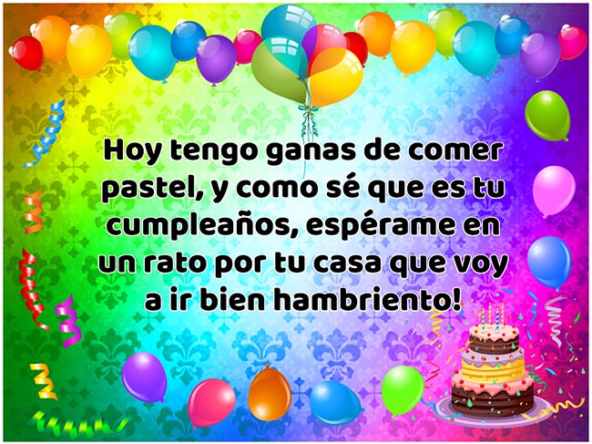 frases chistosas cumple