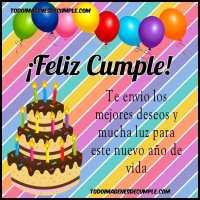 20 Imágenes y tarjetas de cumpleaños para descargar gratis
