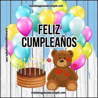 50 Imágenes y tarjetas de feliz cumpleaños