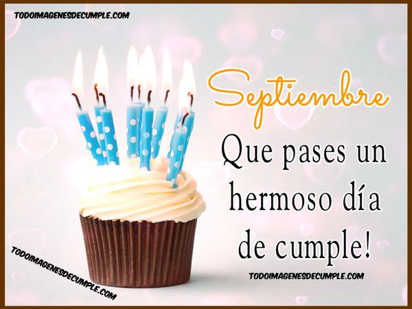 feliz cumpleaños septiebre