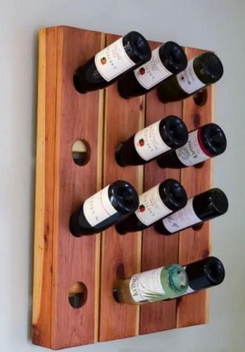 Como hacer un porta vinos de pared intro