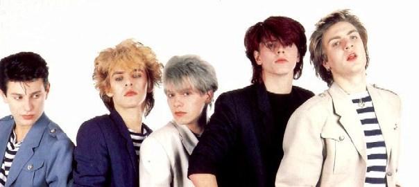 Imagen del grupo Duran Duran
