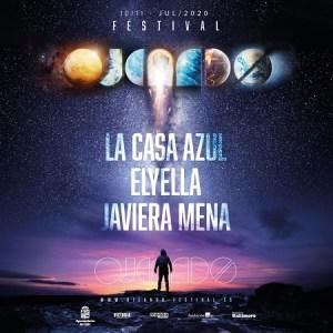 Cartel del festival Ojeando