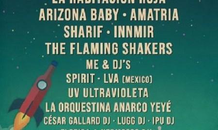Cartel del festival Fardelej