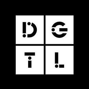Logo del festival DGTL