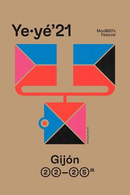 Cartel del Euroyeyé Gijón