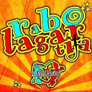 Logo del Rabolagartija Festival