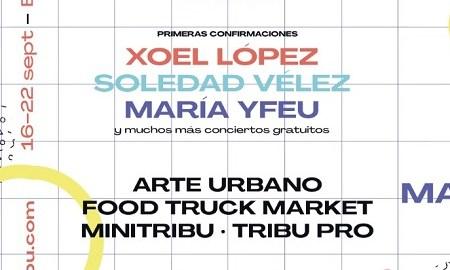 Cartel del Tribu Festival