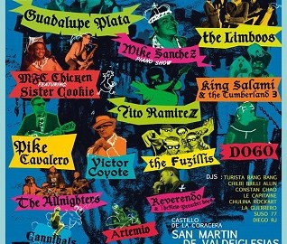 Cartel del Phantom Fest