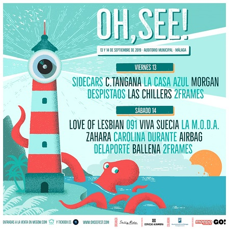 Cartel del Oh! See Fest