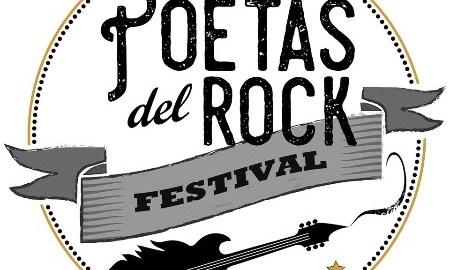 Logo de Poetas del Rock